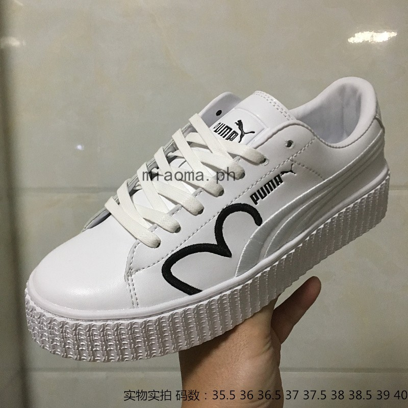 buy popular 479e0 b393e MEN'S PUMA FENTY BY RIHANNA CREEPER CLARA LIONEL