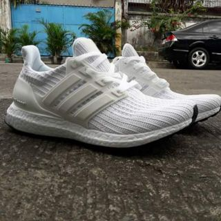 differently various styles new appearance Adidas Ultra Boost 4.0 OEM (White)
