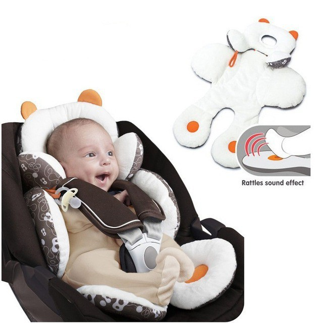 Baby Childs Baby-buggy Stroller Pushchair Seat Soft Liner Cushion Mat Pad