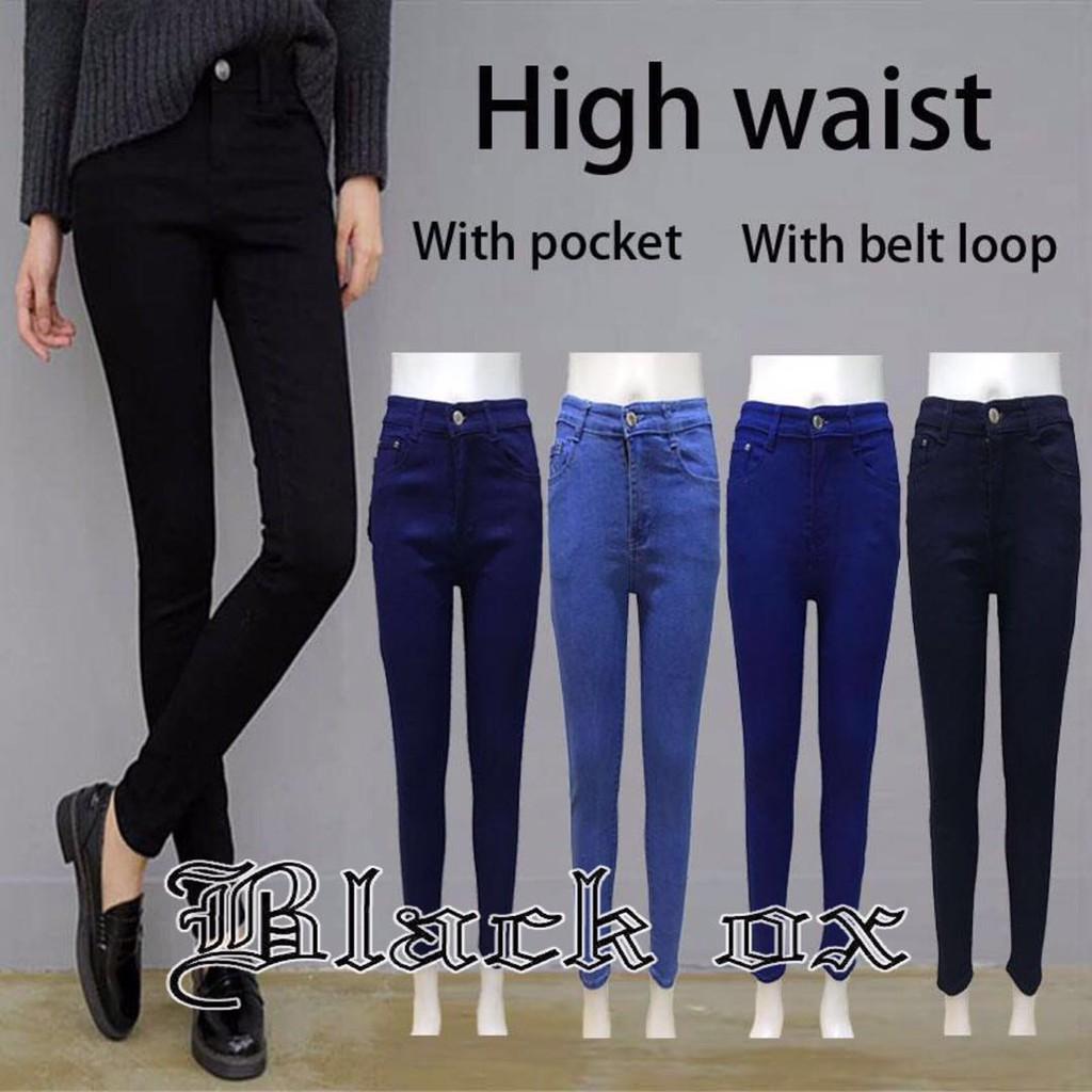 e4f84a57851d3 High Waist Online Deals - Pants | Women's Apparel | Shopee Philippines