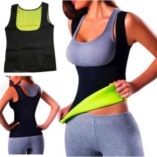 273189b1de Hot Shaperwear Push Up Vest Waist Trainer Slimming Shaper