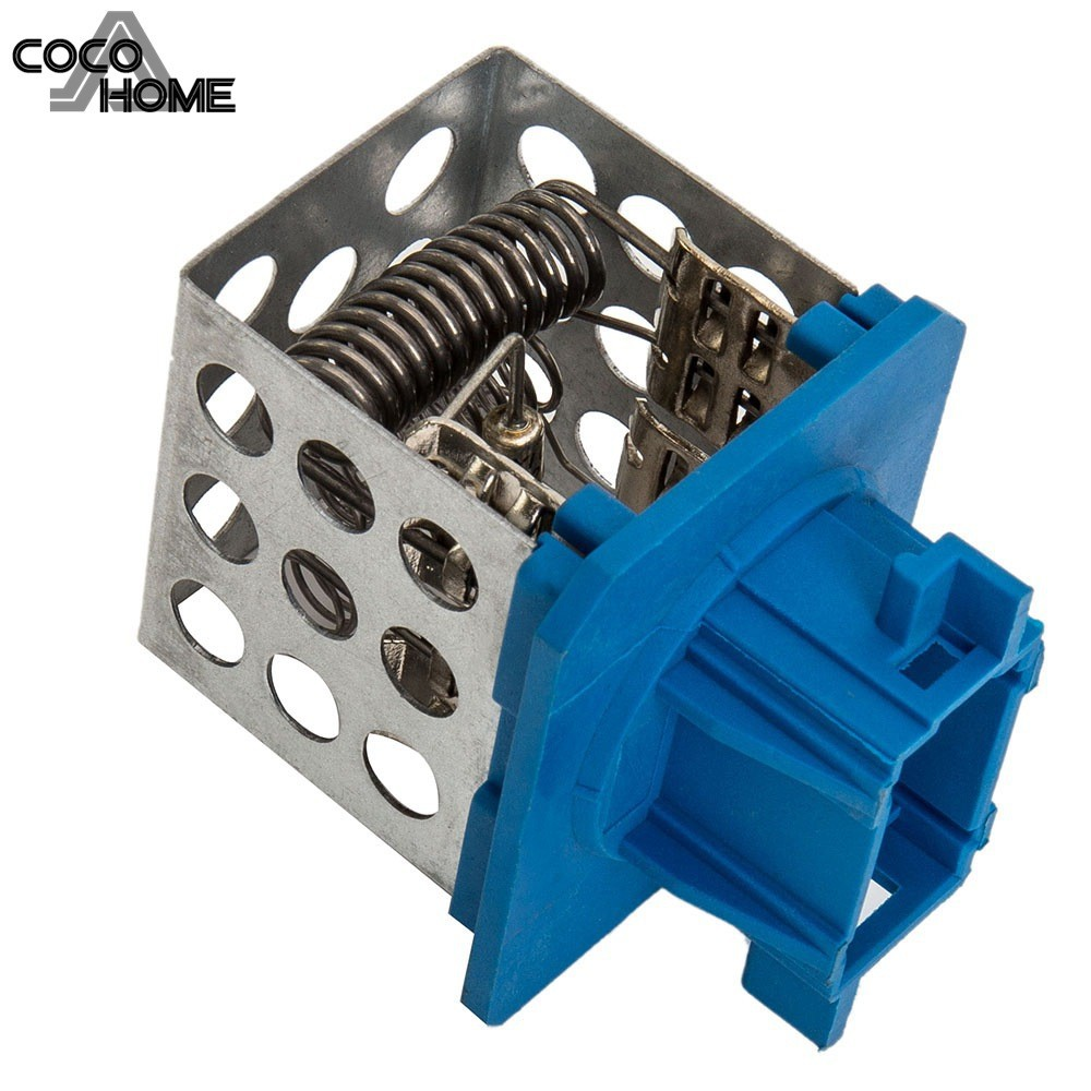 Heater Motor Blower Fan Resistor For Peugeot 206 CC SW Citroen C5 Xsara Picasso