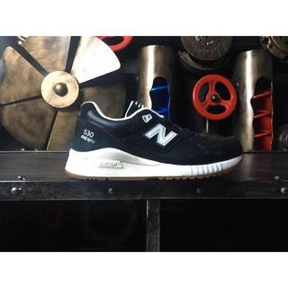 online retailer e74fd a7bd1 original new balance M530ATB nb530 Black out women running ...