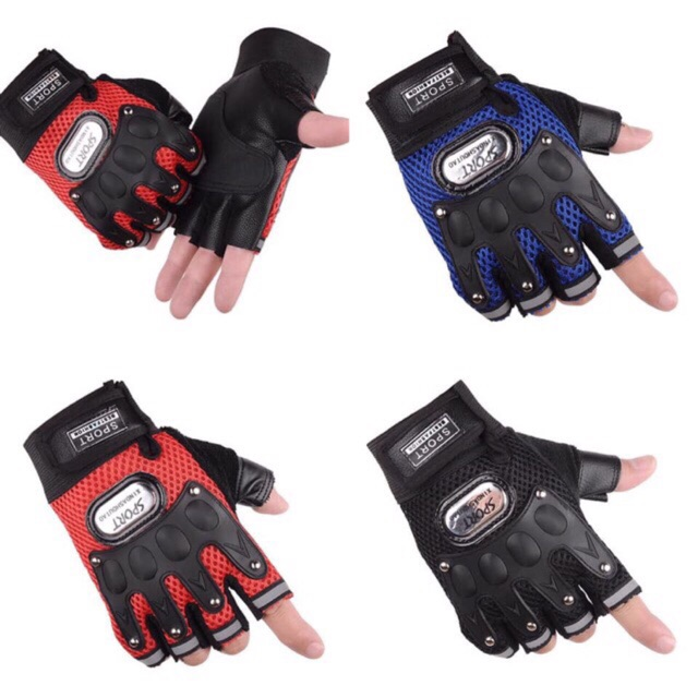 WJF Outdoor motorcycle Glove Tactical Hunting Riding Cycling