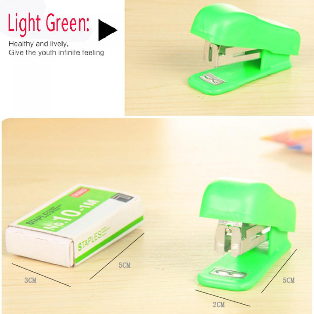 Office Equipment Alert Portable Stapleless Stapler Paper Binding Binder For Home Office School Hot Business, Office & Industrial