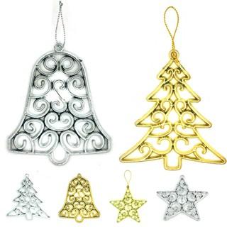 Simple Christmas Tree Decorations Philippines.Simple Creative Christmas Tree Decoration Hanging Pendants