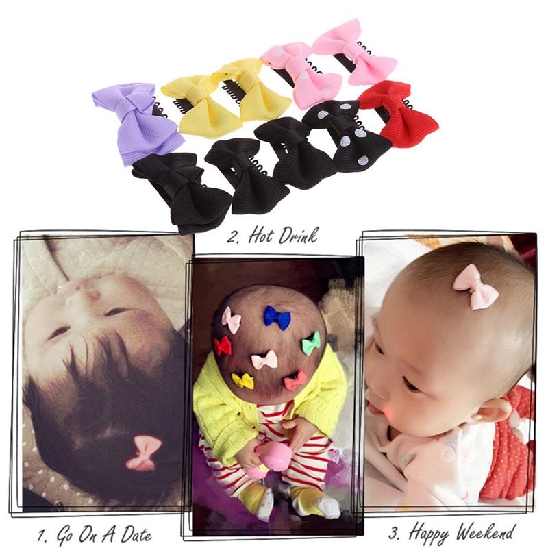 449 Small Girls 3 cm Princess Daisy Sleepy Hair Clips
