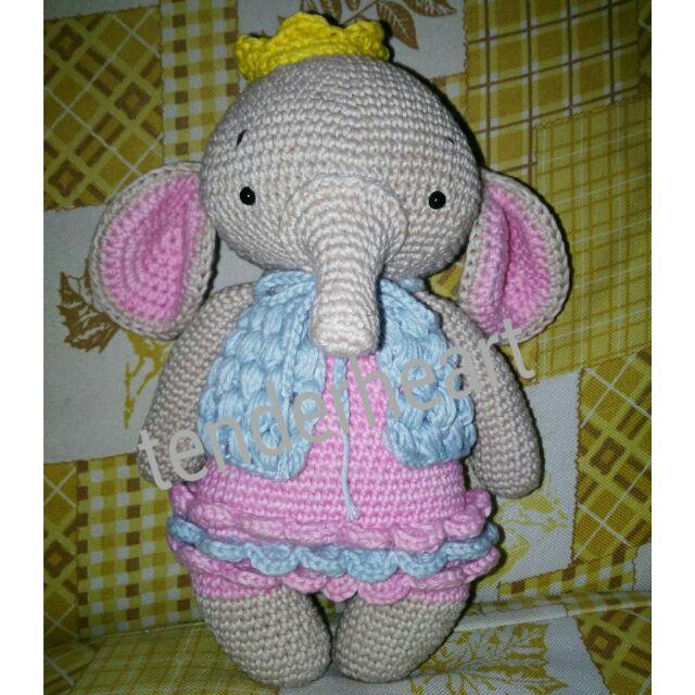 Emma the Big Elephant