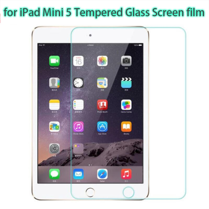 x3 Full 9H Tempered Glass Apple iPad 6 screen protector 9.7 6th Generation 2018