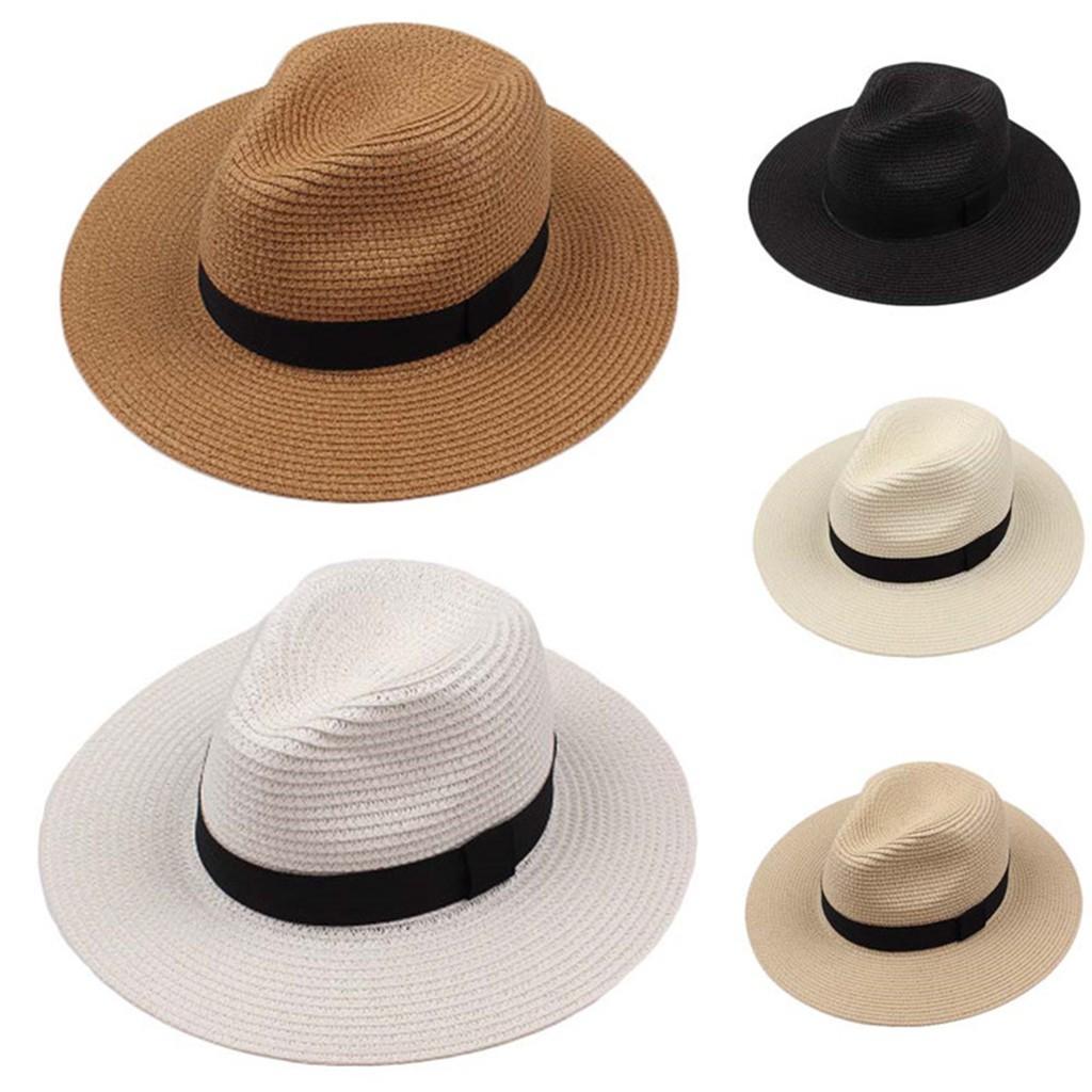 Unisex Gatsby Hat Fashion Summer Casual Trendy Beach Sun Straw hat Gangster Newsboy Baker Boy Tweed Flat Cap