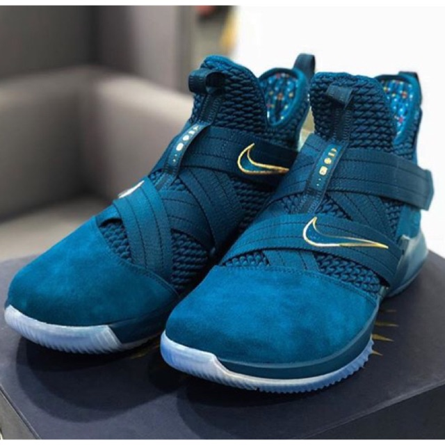 low priced ee095 1ba75 Lebron Soldier 12 Agimat kids / women Size