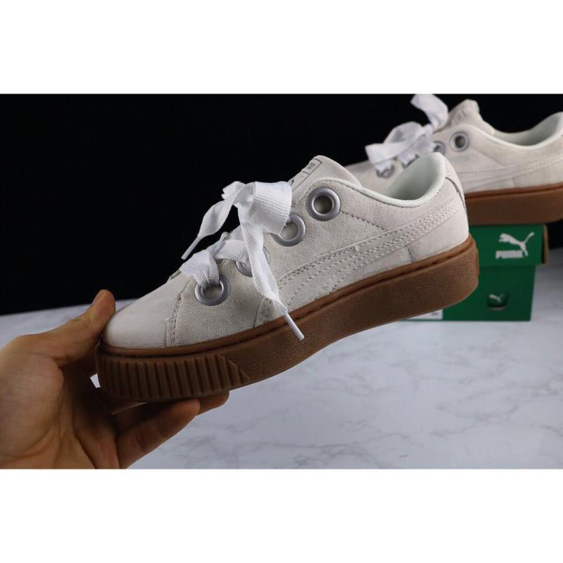 promo code ddb58 a8ec9 jinyu original PUMA X RIHANNA SUEDE CREEPER women's casual couple  shoes35.5-40 12