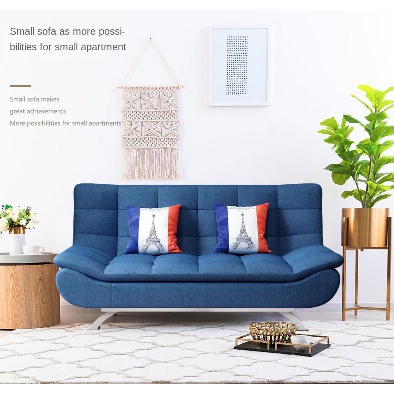 Sofa Bed Dual Purpose Multifunctional, Small Apartment Sofa