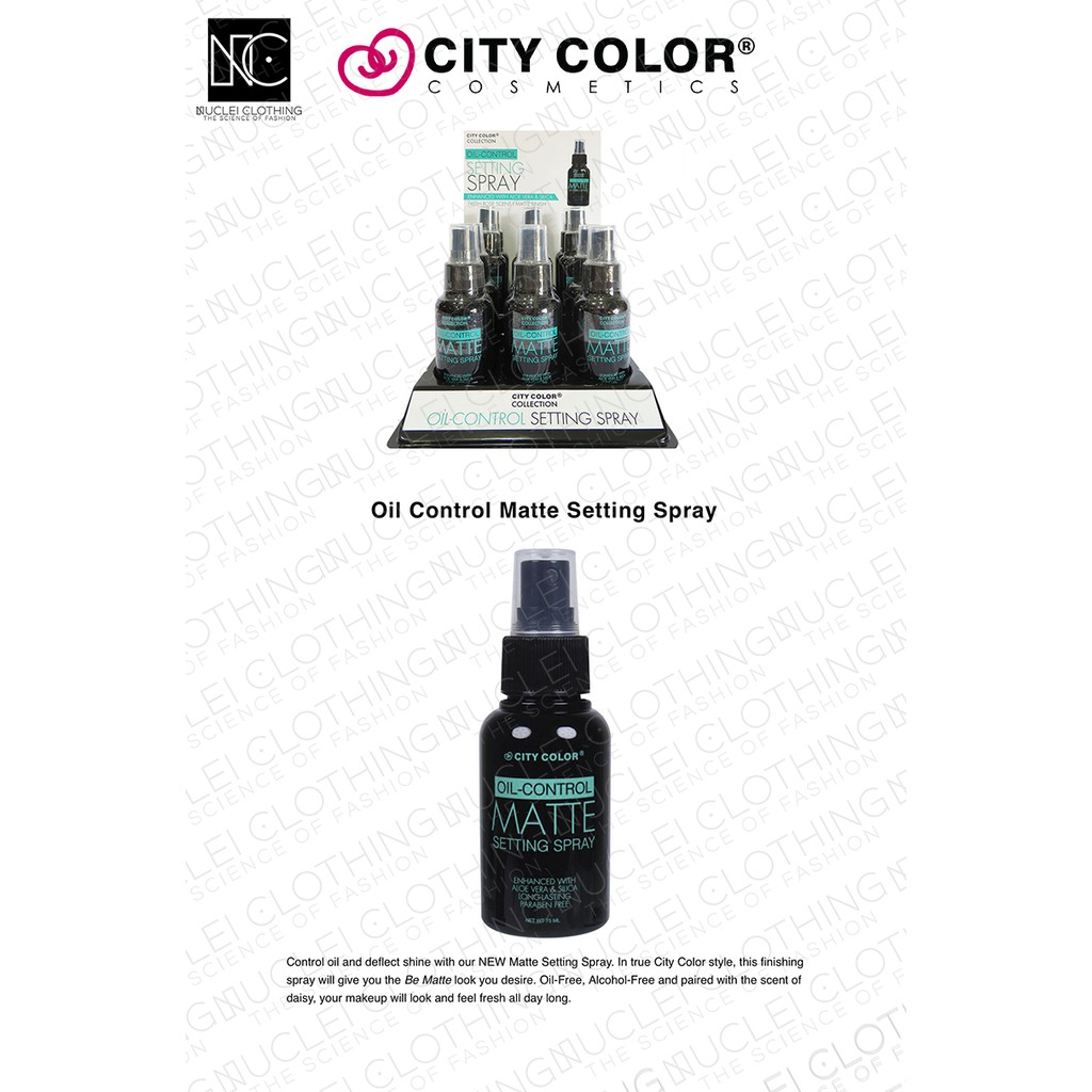 Matte Setting Spray by NYX Professional Makeup #21