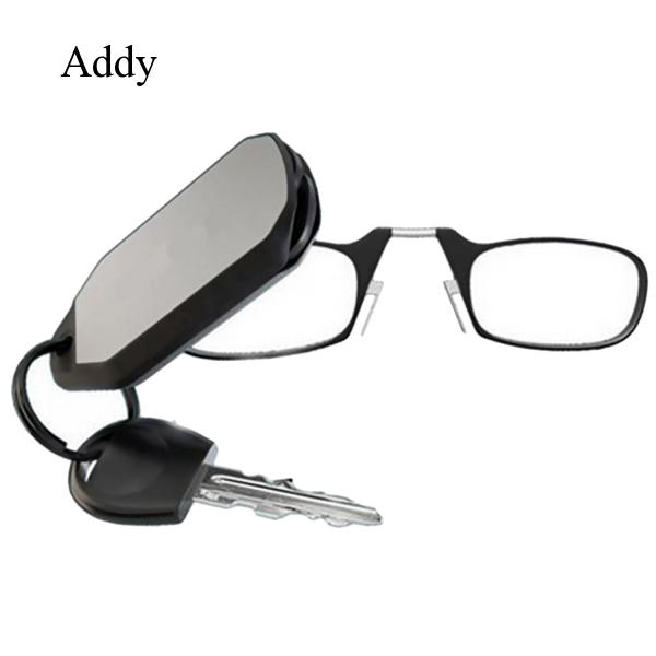 234ebb90f021 Baik Foldable Keychain Mini Nose Clip Reading Glasses with KeychainB533 |  Shopee Philippines