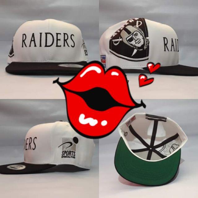 RAIDERS 001 VINTAGE CAP