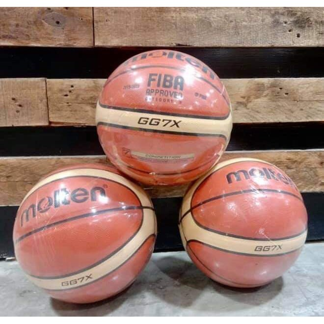 Molten High Quality FIBA Approved GG7X and BG4500 Basketball Ball | Shopee  Philippines