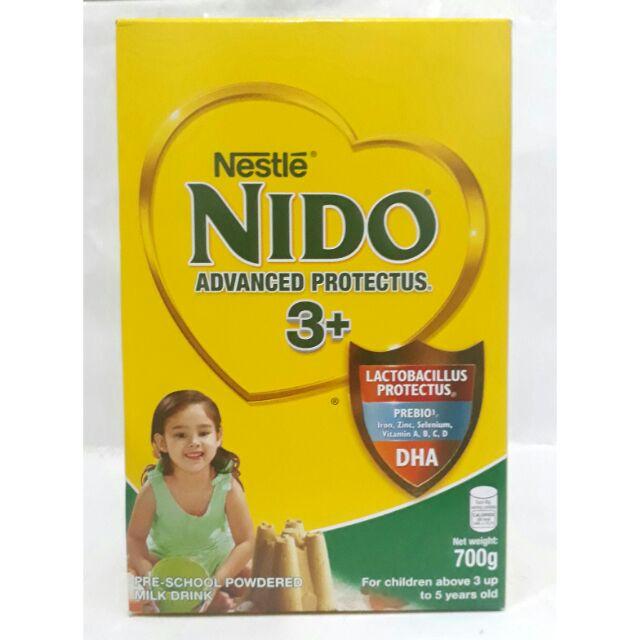 Nido Advance Protectus 3+ 700g