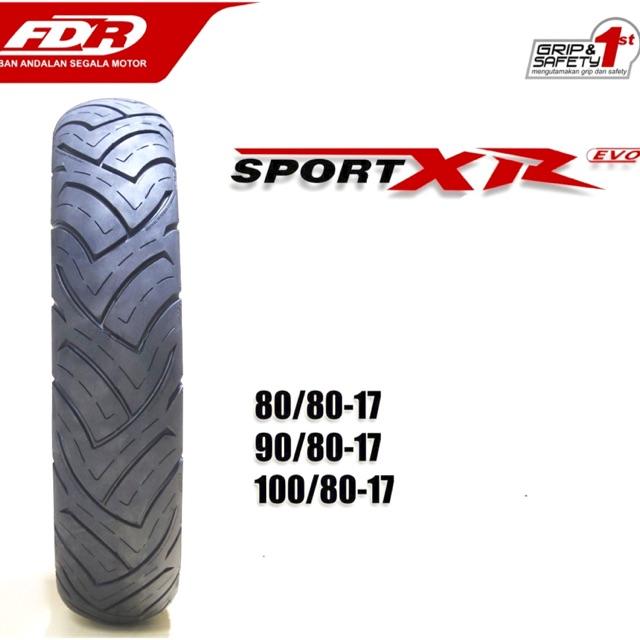 FDR SPORT XR RIM 17 w/ FREE sealant and pito