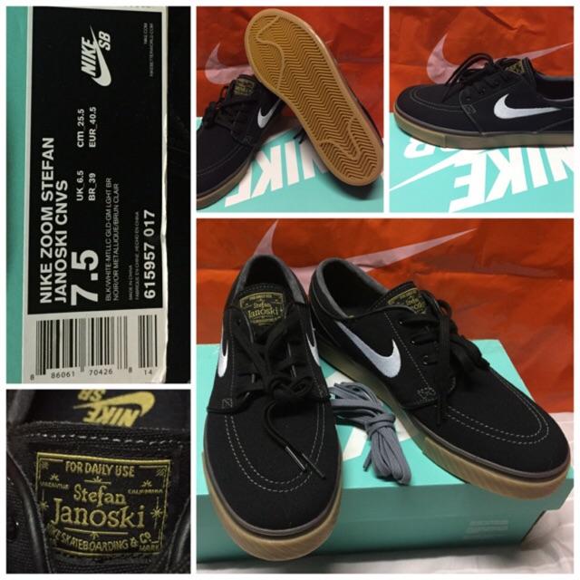 9b3290b00f0 Nike SB Zoom Stefan Janoski - US 7.5