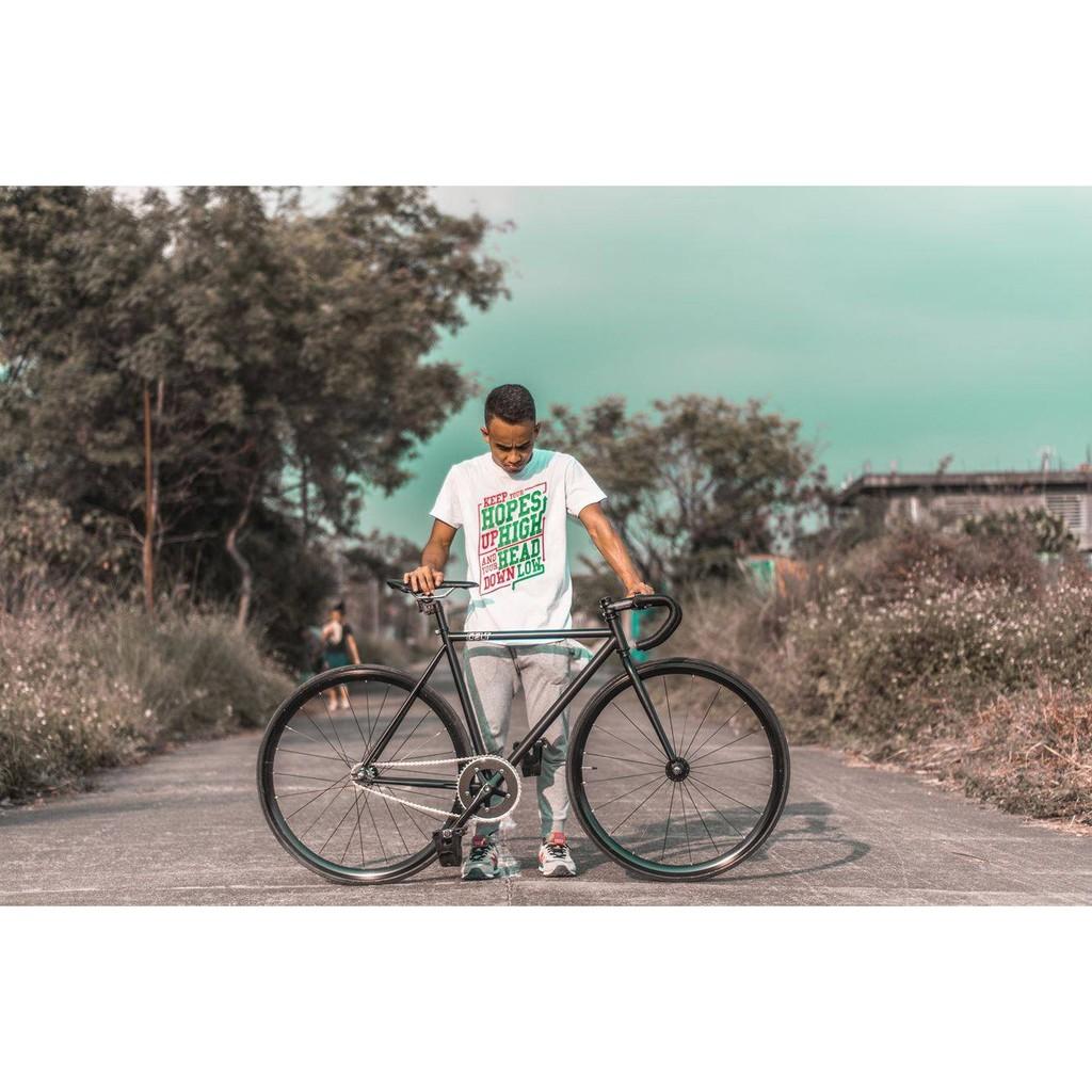 7358dc7b CELT Fixie WHOLEBIKE V2 Fixed Gear Bike | Shopee Philippines