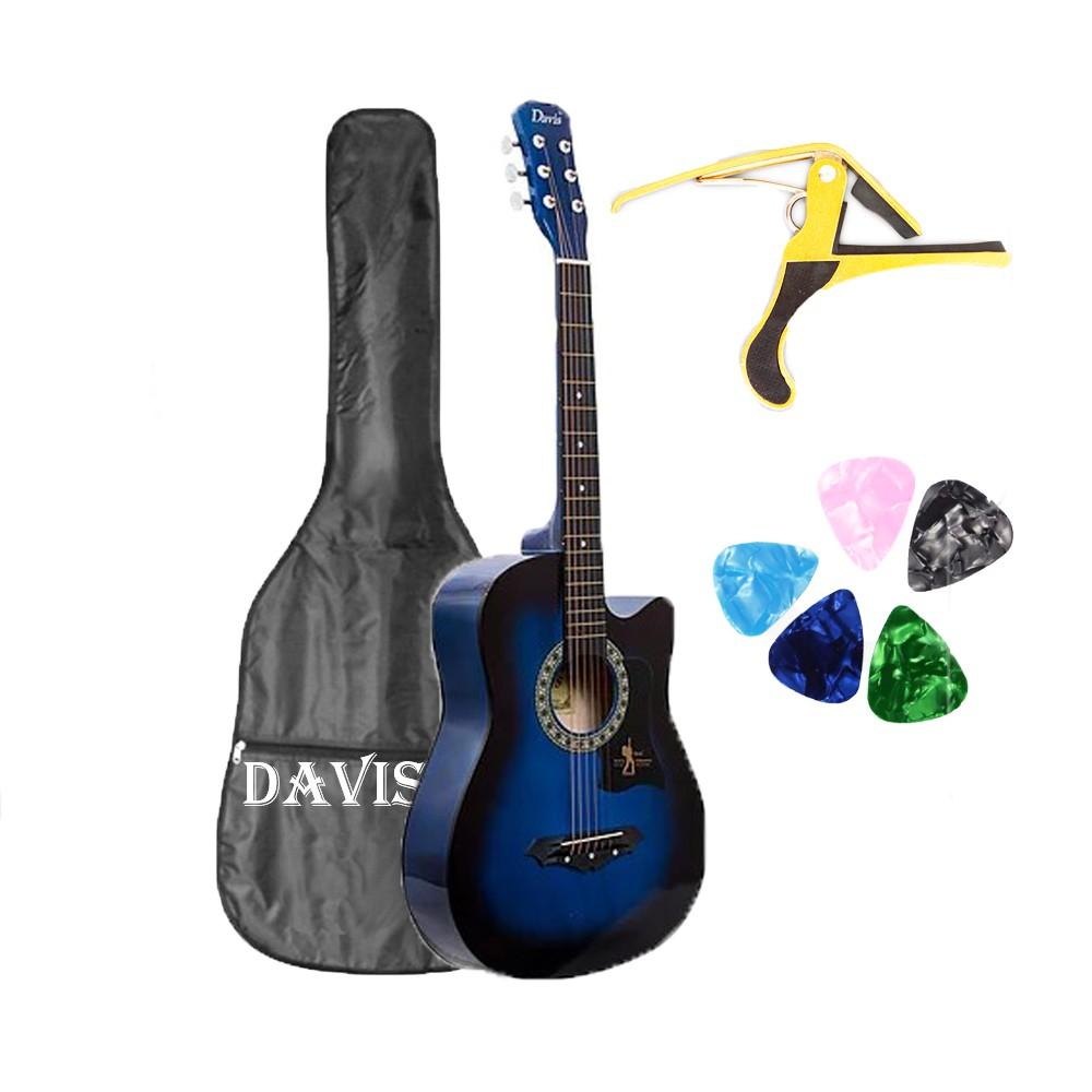 Davis Jg 38 Acoustic Guitar Tropa Deals Shopee Philippines