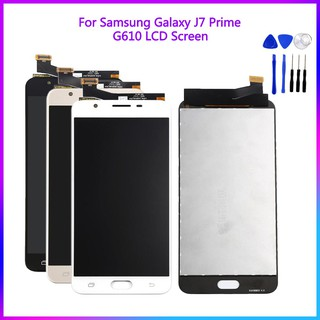 For SAMSUNG J7 Prime 2 2018 G611 LCD Display Touch Screen | Shopee
