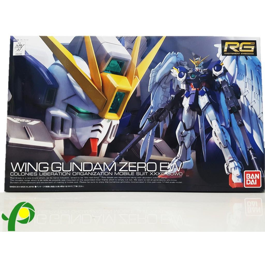 20 Gundam Wing Zero Ew Rg You Will Like