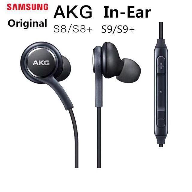 9748843817e Samsung AKG IG955 original quality headset earphone S8 | Shopee Philippines