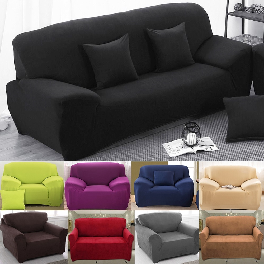 Seater Sofa Couch Slipcover Stretch