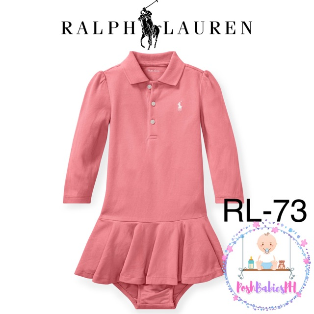 RALPH LAUREN TWO PIECE CLOTHING SET 24M