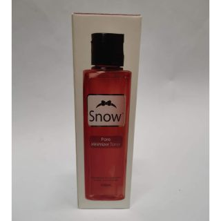 Snow Pore Minimizing Toner 100 Ml Shopee Philippines