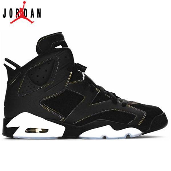 cheap for discount 6b06d ade66 100% Original Authentic 384664-023 Air Jordan 6 Retro Black    Shopee  Philippines