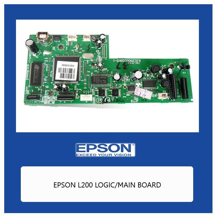 EPSON L200 MAIN BOARD