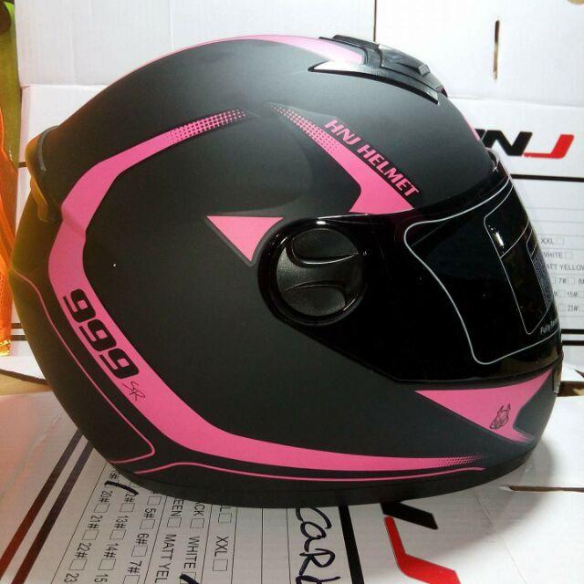 d82801f5 HNJ fullface helmet | Shopee Philippines
