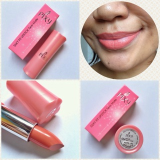 Pixy Silky Fit Lipstick Semi Matte. sold out .