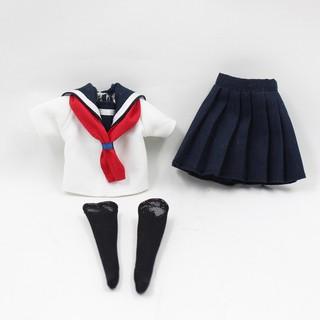 Cardcaptor Sakura school uniform Cute cosplay outfit for blythe doll licca DOLLS