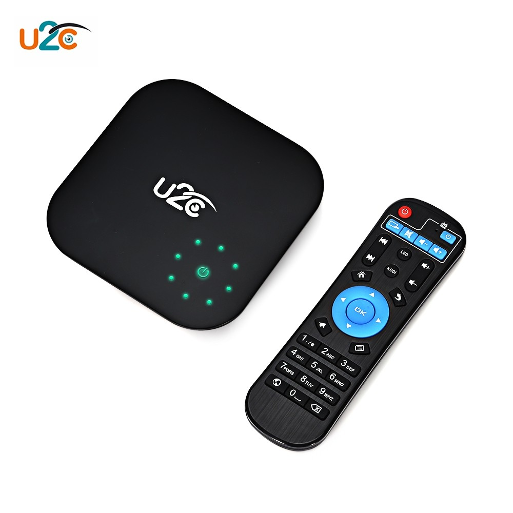 U2C V Plus TV Box Android 7 1 Support 4K 2 4 / 5 8GHz
