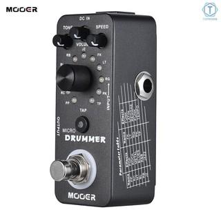 MOOER MACRO POWER Guitar Effect Power Supply Station Distributor 8 Isolated DC Outputs 9V//12V//15V//18V Metal Shell Professional S8