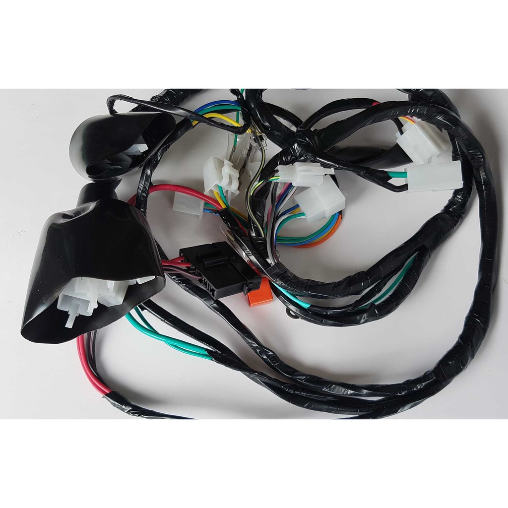 Honda Xrm125 Wiring Harness Shopee Philippines