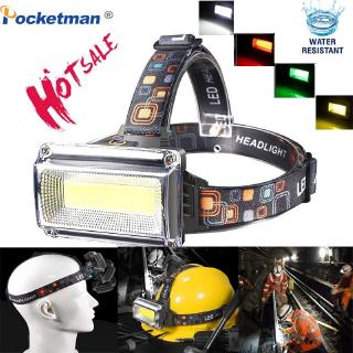 5 LED Battery Power Head Cap Hat Clip Light Lamp for Hunting Fishing  L/&6