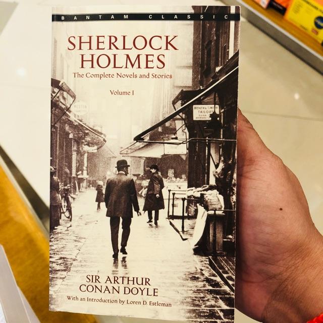Sherlock Holmes Vol 1 or Vol 2 The Complete Novels & Stories