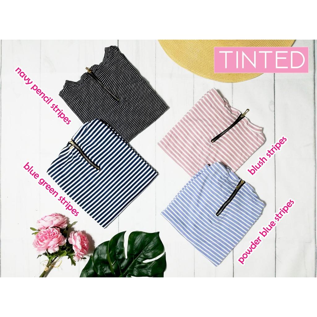 OOTD Trendy Oversized Sleeve Crop Top