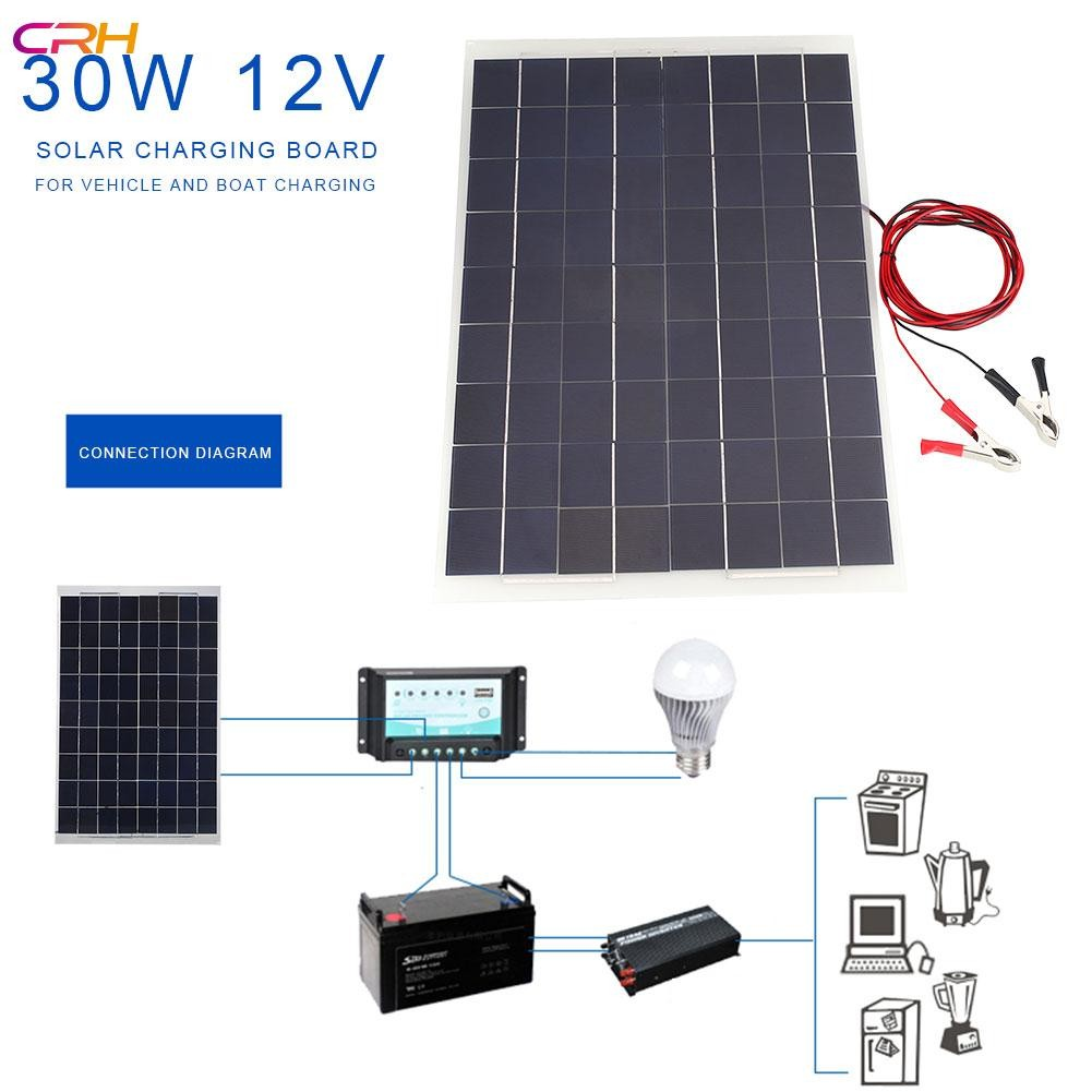 Heavy Duty Solar Light And Panel 10w Shopee Philippines Wiring Diagram
