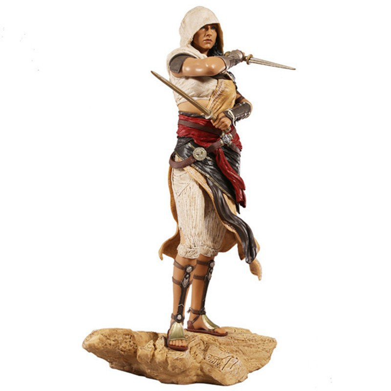 Yunmuplus Assassin S Creed Origins Bayek S Wife Aya Statue