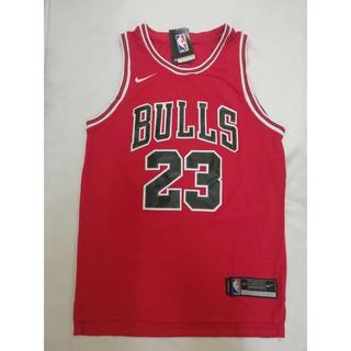 reputable site be861 ffbf3 Chicago Bulls 23 Michael Jordan Swingman Basketball Jersey ...