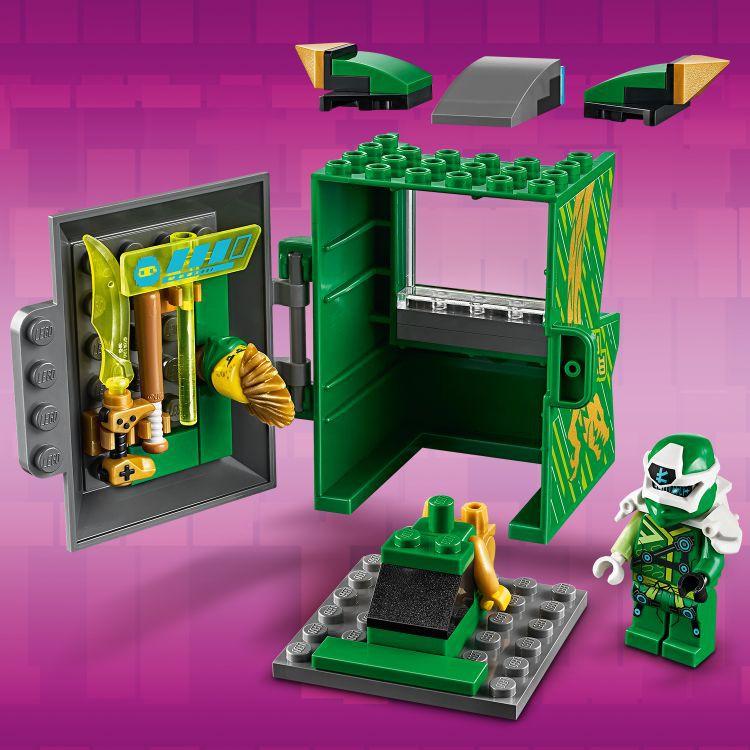 Arcade Pod 48 Pieces Age 7 Years+ 71716 LEGO NINJAGO Lloyd Avatar