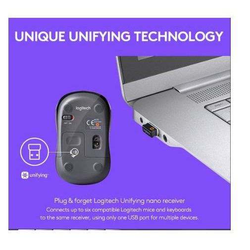 Logitech Mini M235 Game Mouse Unifying Receiver | Shopee Philippines