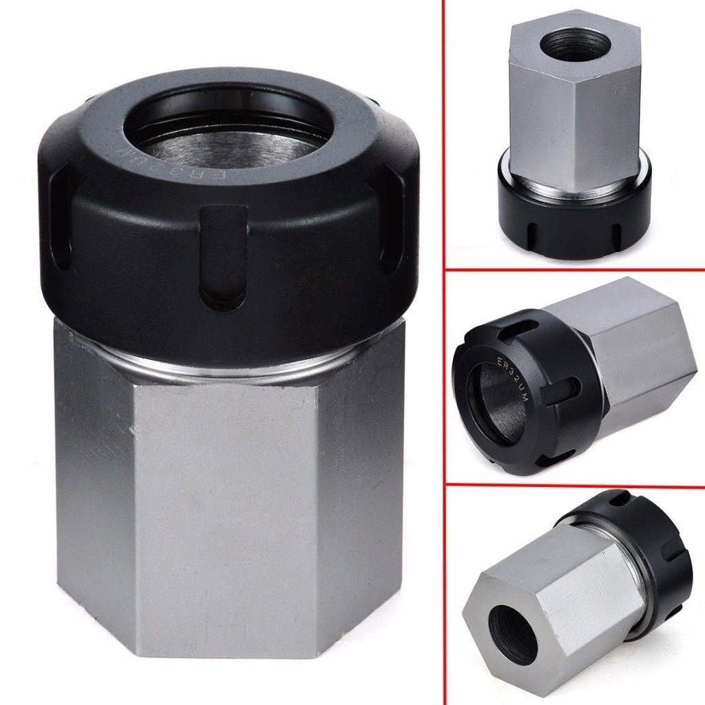 ER32 UM Collet Clamping Nut for CNC Milling Collet Chuck Holder LatheT TN