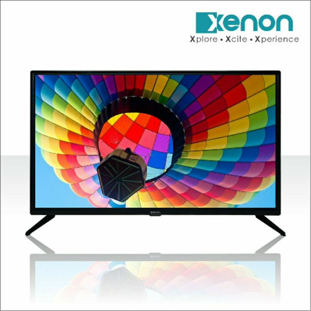 Xenon LE-3240 32'' HD LED TV, USB + 2 HDMI Ports